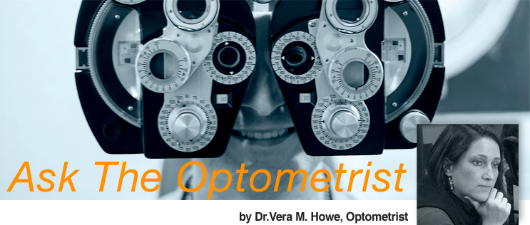 Ask our optometrist